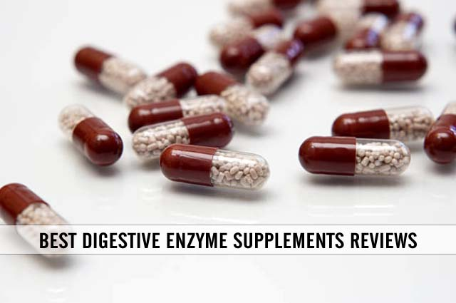 best digestive enzyme supplements reviews