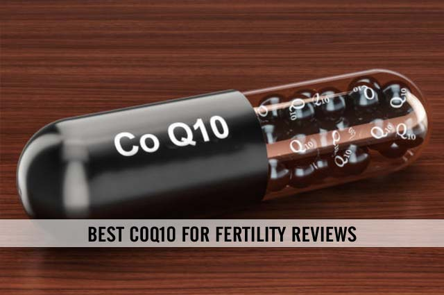 best coq10 for fertility reviews