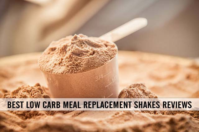 best low carb meal replacement shakes for weight loss reviews
